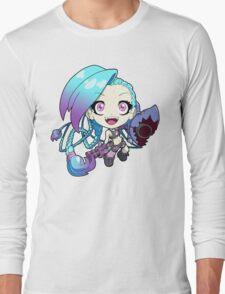 League of Legends - Jinx Long Sleeve T-Shirt