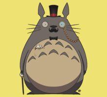 Gentleman Totoro Kids Clothes