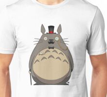 Gentleman Totoro Unisex T-Shirt