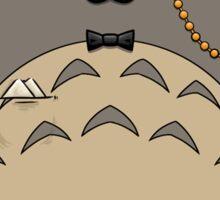 Gentleman Totoro Sticker