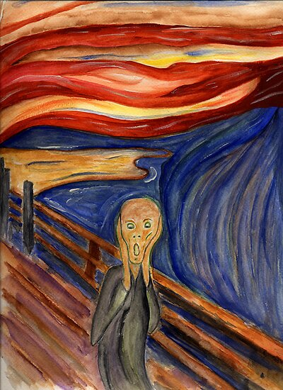 My Scream by Anne Gitto
