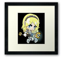 League of Legends - Lux Framed Print