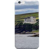 Dunbeath Castle iPhone Case/Skin