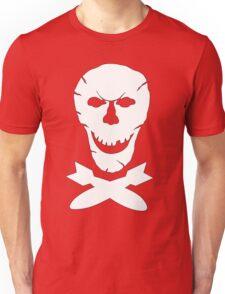 B-24 Jolly Roger Squadron Emblem Unisex T-Shirt