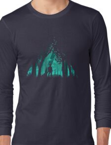 It's Dangerous To Go Alone Long Sleeve T-Shirt