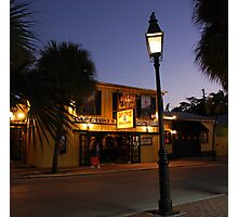 Captain Tony 's Saloon in Key West, FL Photographic Print