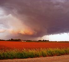 Rotation In The Storm by Vince Scaglione