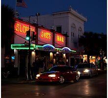 Sloppy Joe's Bar in Key West, FL Photographic Print