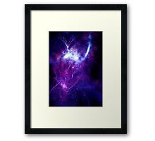 ~Explore Space~ Framed Print