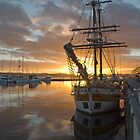 Sunrise Hobart - David Norris by BVCC