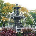 Le Fontaine de Tourny by Laurel Talabere