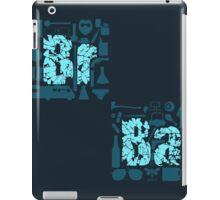Br Ba iPad Case/Skin