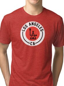 LA - Los Angeles Tri-blend T-Shirt