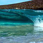 Mini Wave Wineglass Bay by andychiz