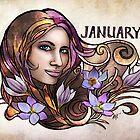Alexandra of January by AlexKujawa