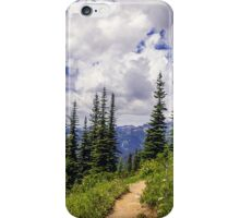 Mountain View Trail iPhone Case/Skin