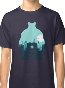 Welcome To Monsters, Inc. Classic T-Shirt