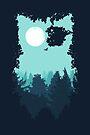 Winter Owl by filiskun
