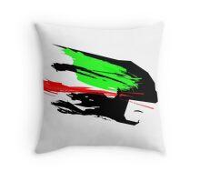 Joker/Batman - Truth Or Dare Throw Pillow