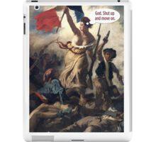 Liberty The Annoyed iPad Case/Skin