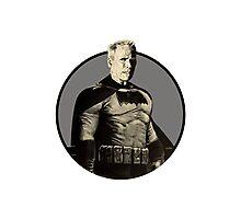 Bat Eastwood Photographic Print