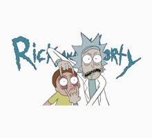 "Rick and Morty ""Look Morty"" Version II by Bluepotatogirl"