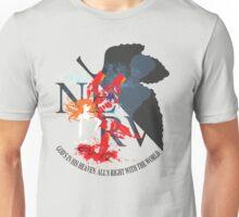 Asuka & Eva 02 Unisex T-Shirt