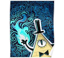 Bill Cipher =2 Poster
