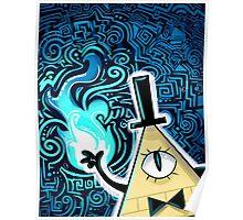 Bill Cipher =2 Poster