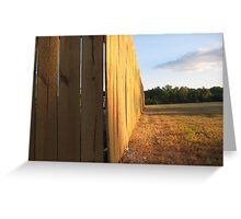 Gate to the Sky Greeting Card