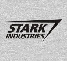Stark Industries-Black by flyingdefying