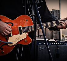 'That Great Gretsch Sound'  by Kristina Gale