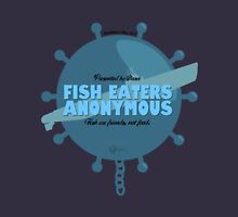 Fish Eaters Anonymous Womens Fitted T-Shirt
