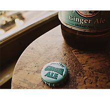 The ale of gingers. Photographic Print