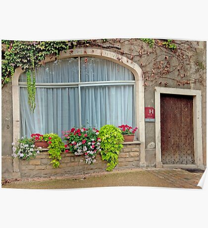Charming Provence Poster