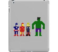 Pixel Avengers iPad Case/Skin