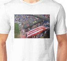 Erupting Fan Section Unisex T-Shirt