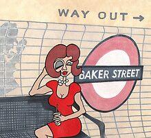 Wildago's Baker Street Pearl by Regalos