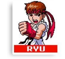 Ryu (MM) Canvas Print