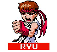 Ryu (MM) Photographic Print