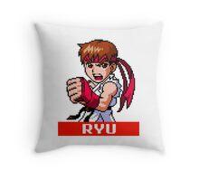 Ryu (MM) Throw Pillow
