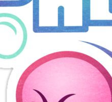 Kirby Ball Sticker