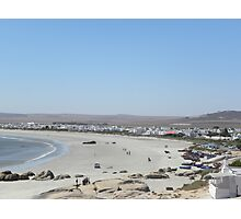 Paternoster West Coast South Africa Photographic Print