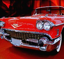 Cadillac Eldorado Biarittz by Thomas Burtney