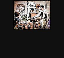 Madmen, Ginsberg, Peggy, art, print, gift, nipple, box, olsen, olson, pressure, mad men, michael, jew, jewish, israel, new york, amc, ad, joe badon, tv show Unisex T-Shirt