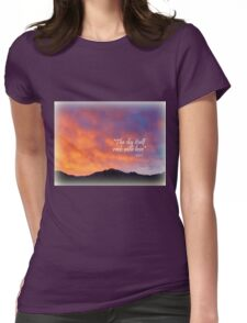 Magnificence in our World Womens Fitted T-Shirt