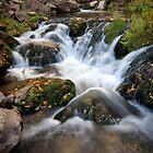 Cascading Stream by David Kocherhans