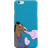 BoJack Cotton Candy Barf iPhone Case/Skin