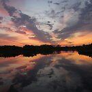 Purgatory Sunset by Sherry Freeman