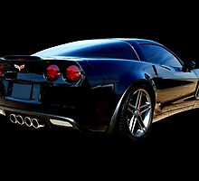 Chevrolet Corvette Z06 by Thomas Burtney